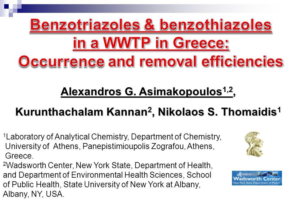Benzotriazoles & benzothiazoles