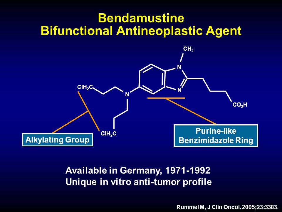 Bendamustine Bifunctional Antineoplastic Agent