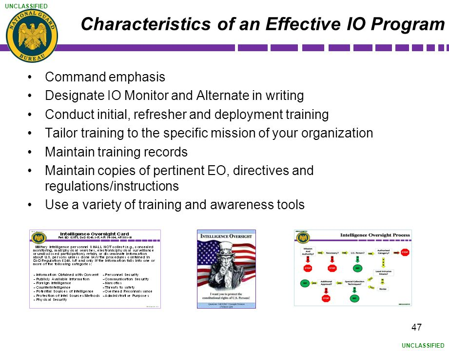 Intelligence Oversight for JFHQ-KS - ppt download