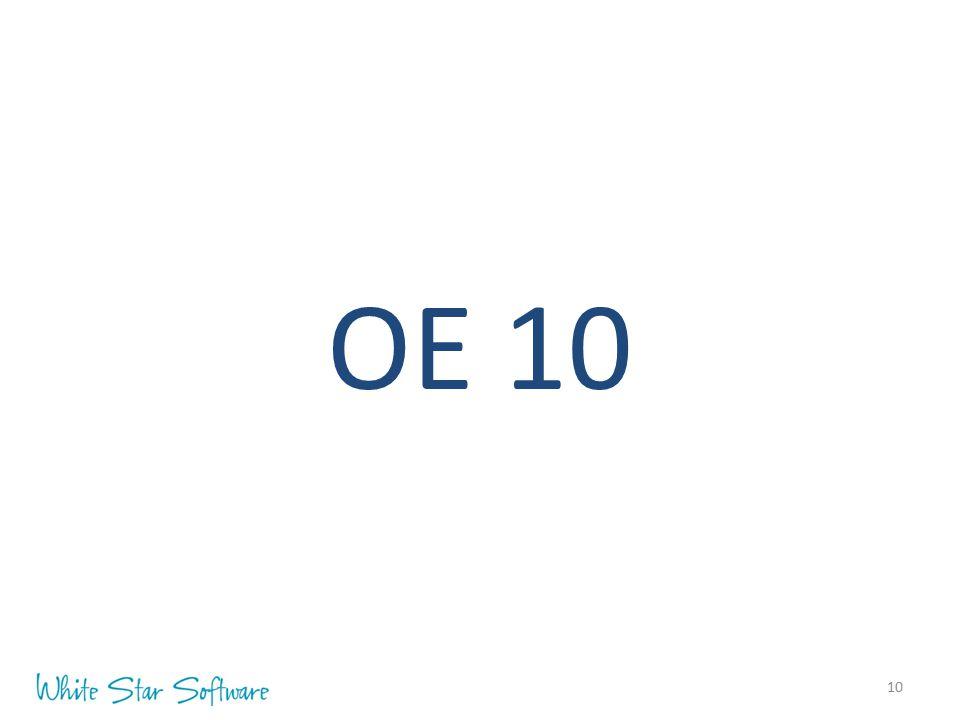 OE 10