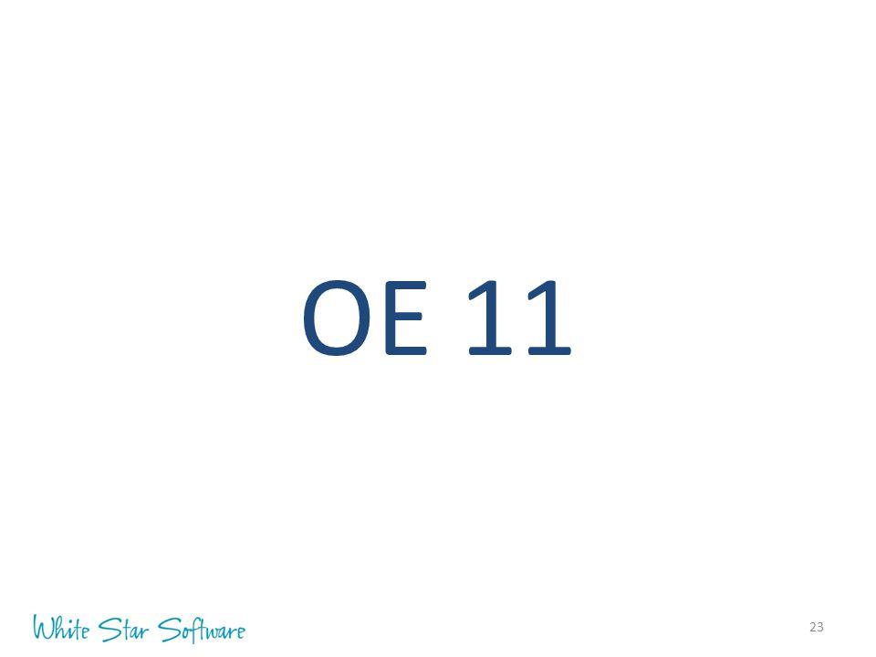 OE 11