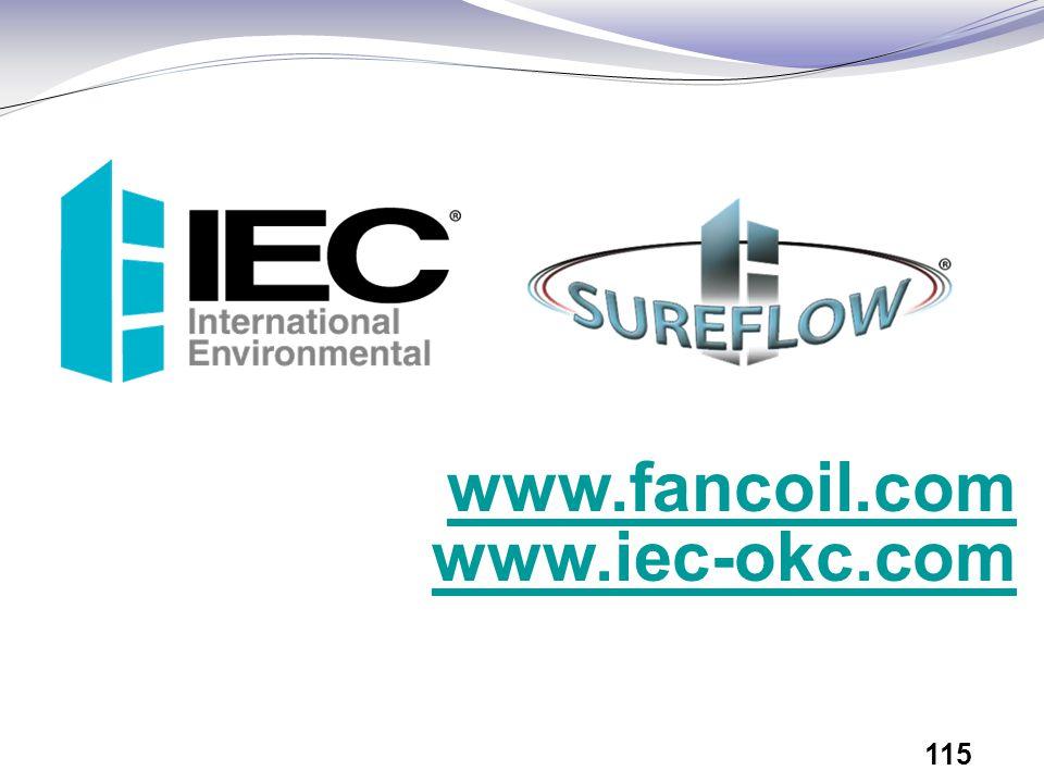 www.fancoil.com www.iec-okc.com