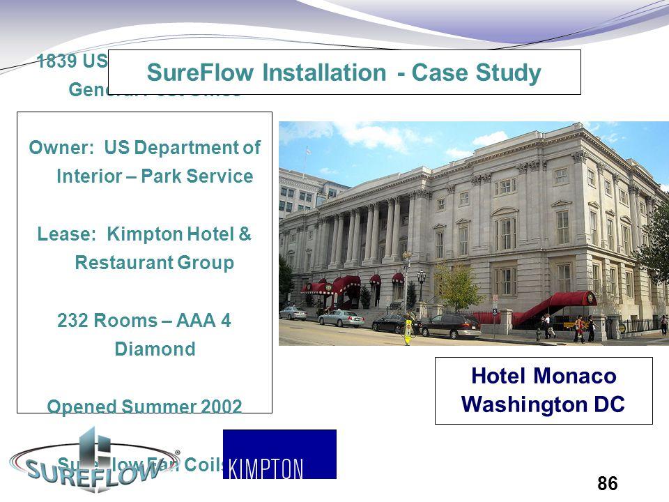 SureFlow Installation - Case Study