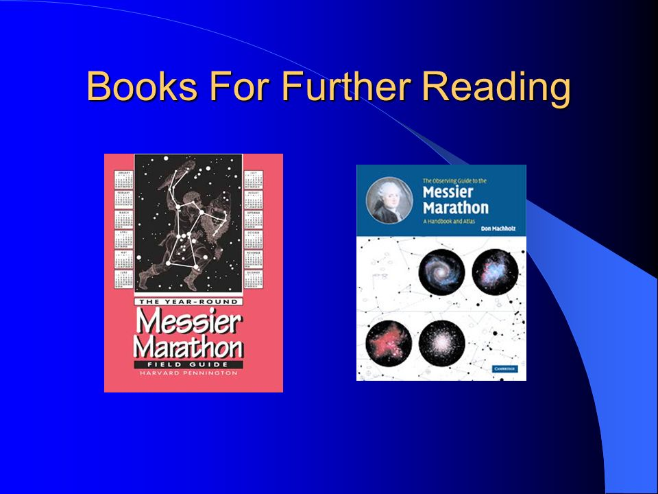 Books For Further Reading