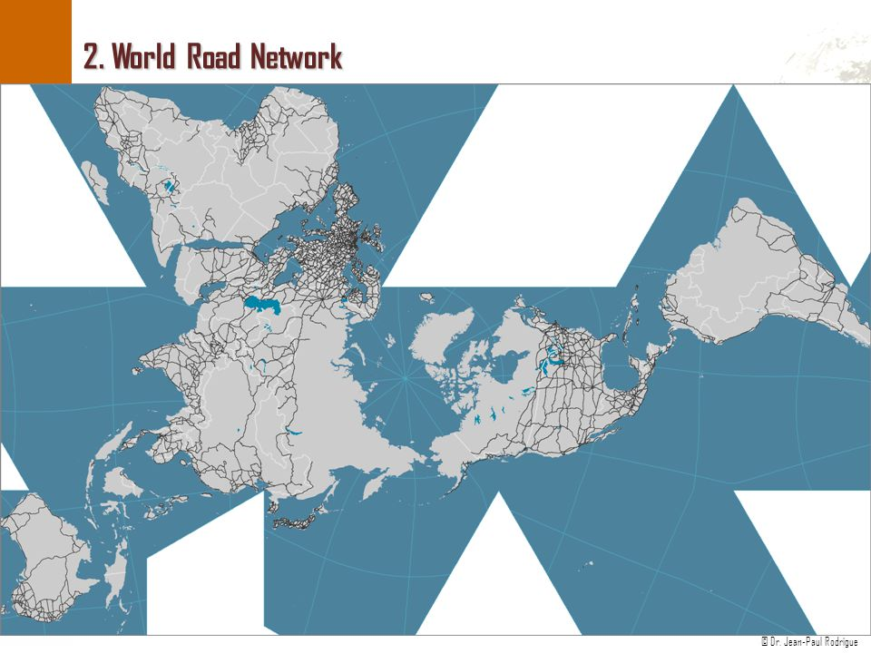 2. World Road Network