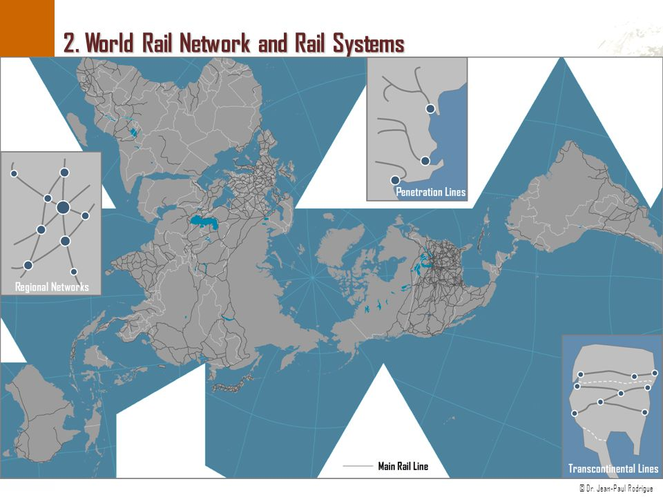 2. World Rail Network and Rail Systems