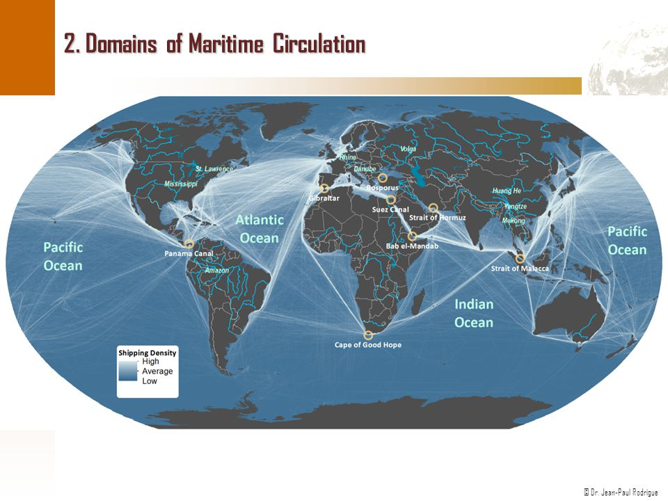 2. Domains of Maritime Circulation