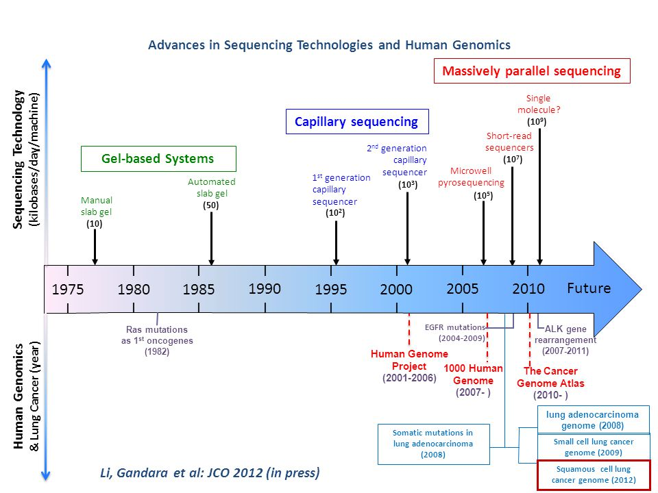 Advances in Sequencing Technologies and Human Genomics
