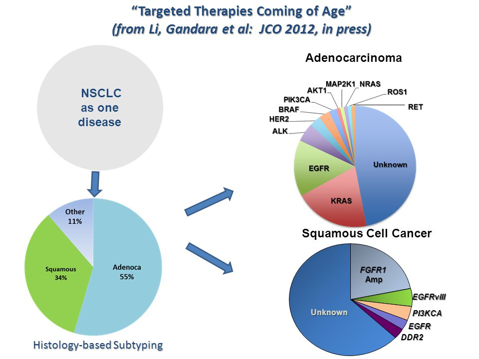Targeted Therapies Coming of Age