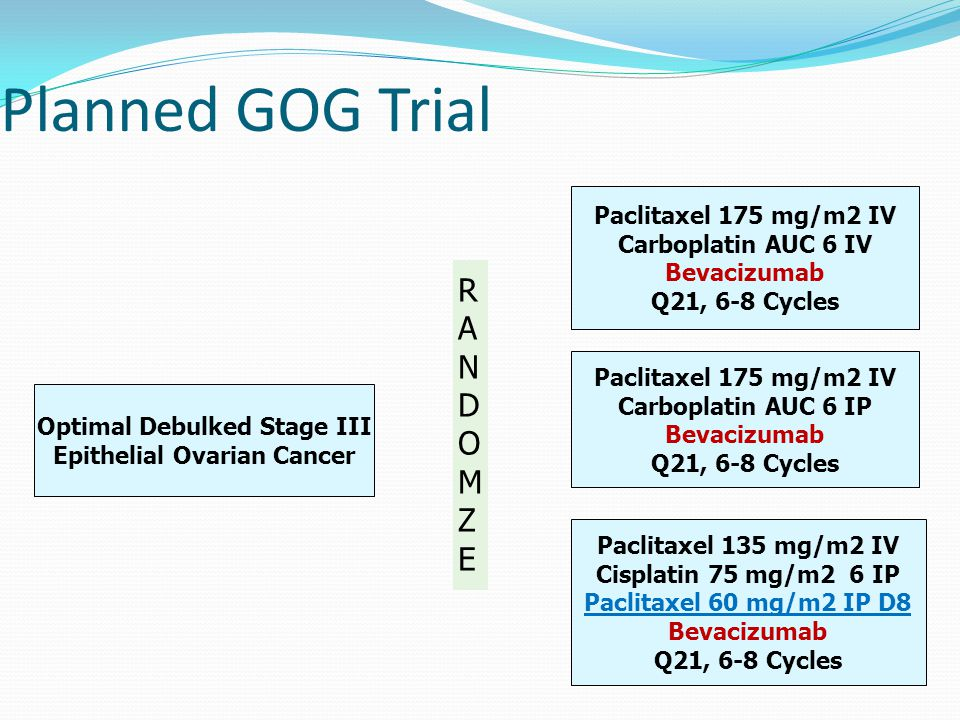 Optimal Debulked Stage III Epithelial Ovarian Cancer