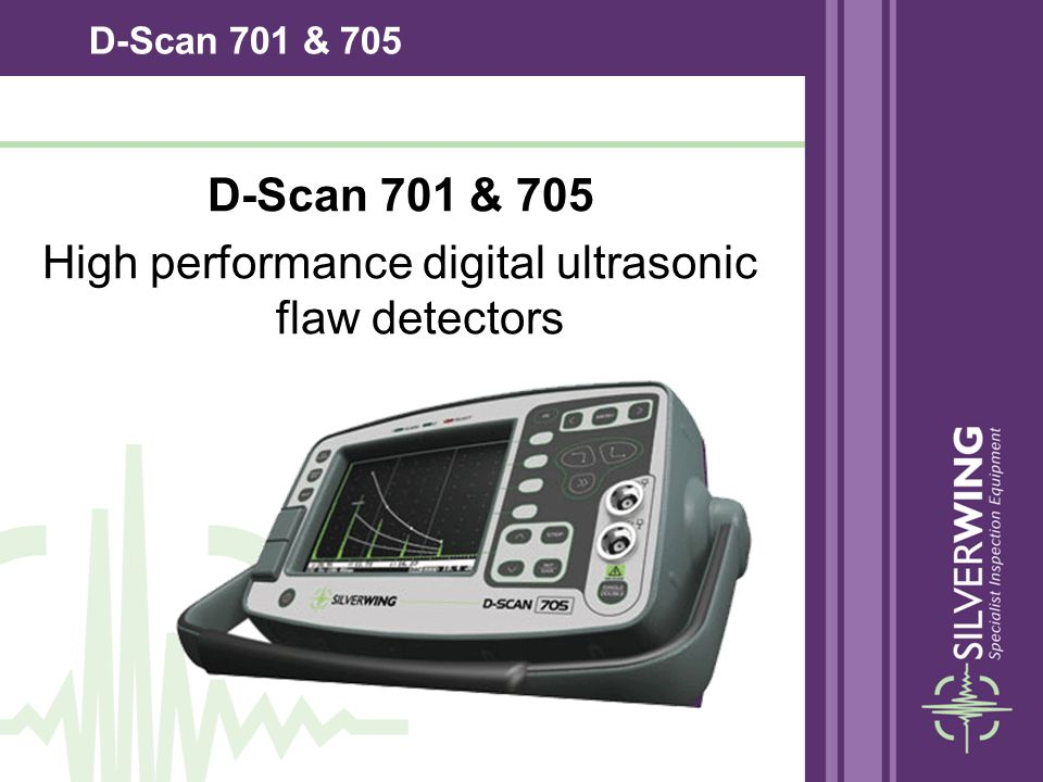 High performance digital ultrasonic flaw detectors