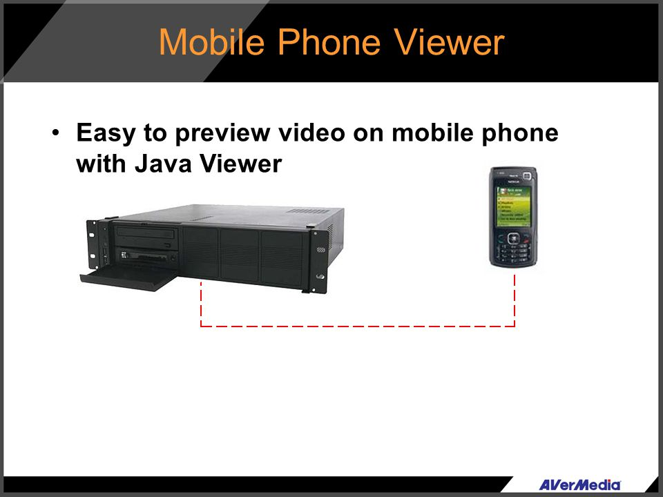 Mobile Phone Viewer Easy to preview video on mobile phone with Java Viewer