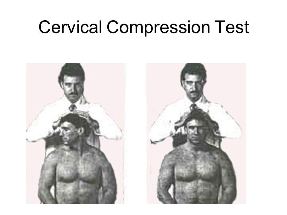 Cervical Compression Test