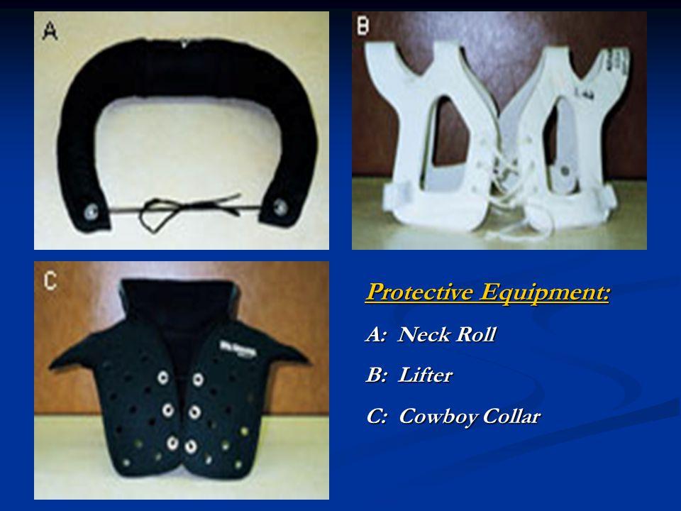 Protective Equipment: