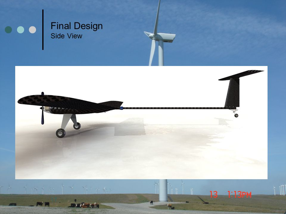 Final Design Side View