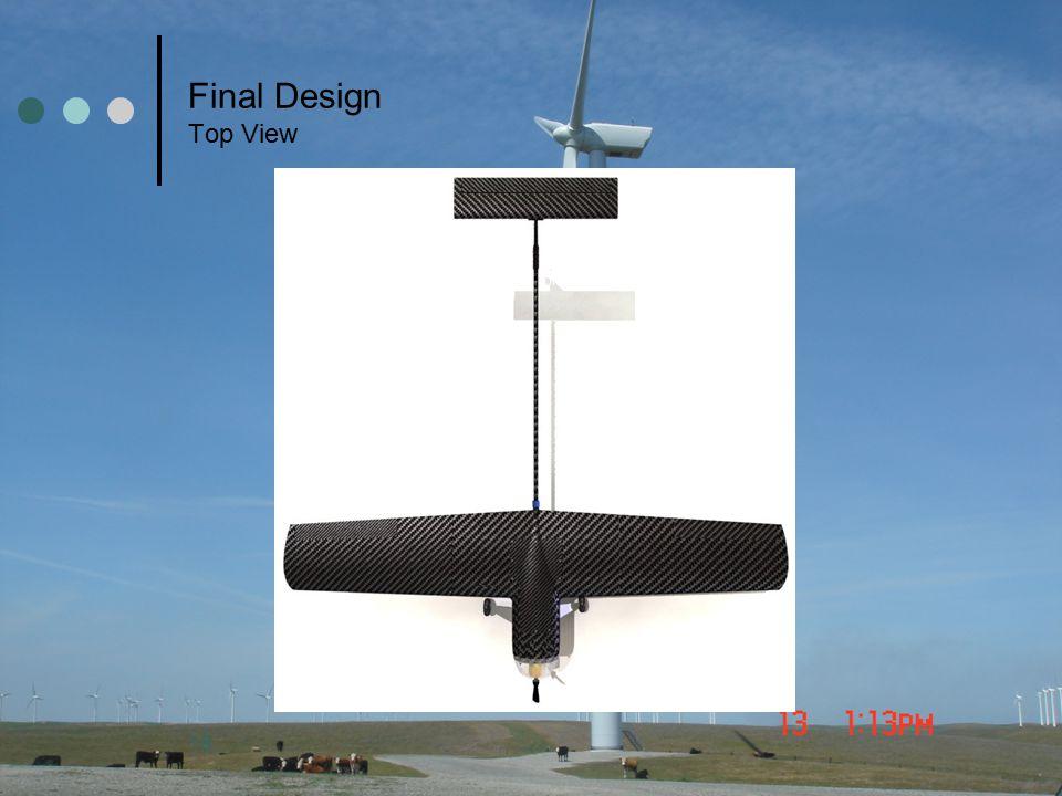 Final Design Top View