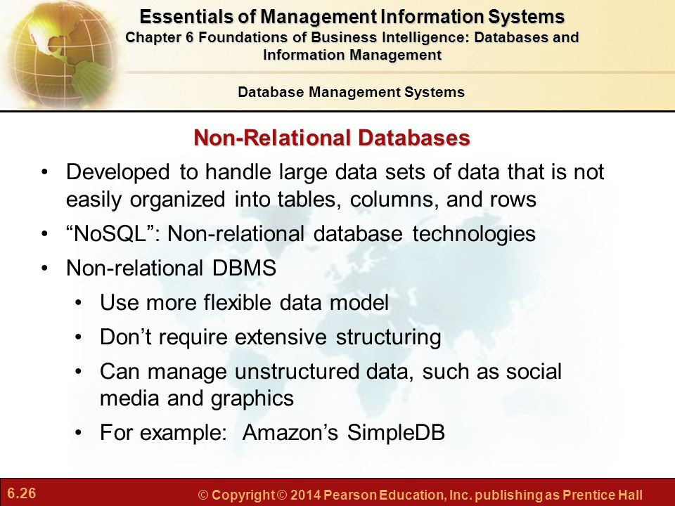 Non-Relational Databases