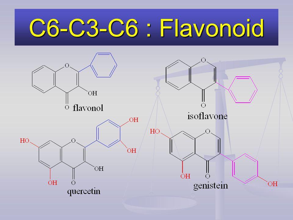 C6-C3-C6 : Flavonoid