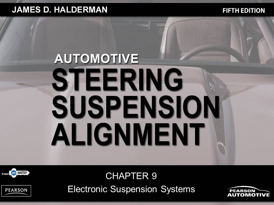 CHAPTER 9 Electronic Suspension Systems