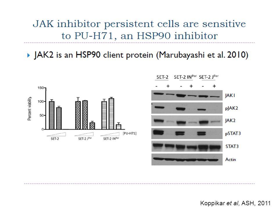 Koppikar et al, ASH, 2011