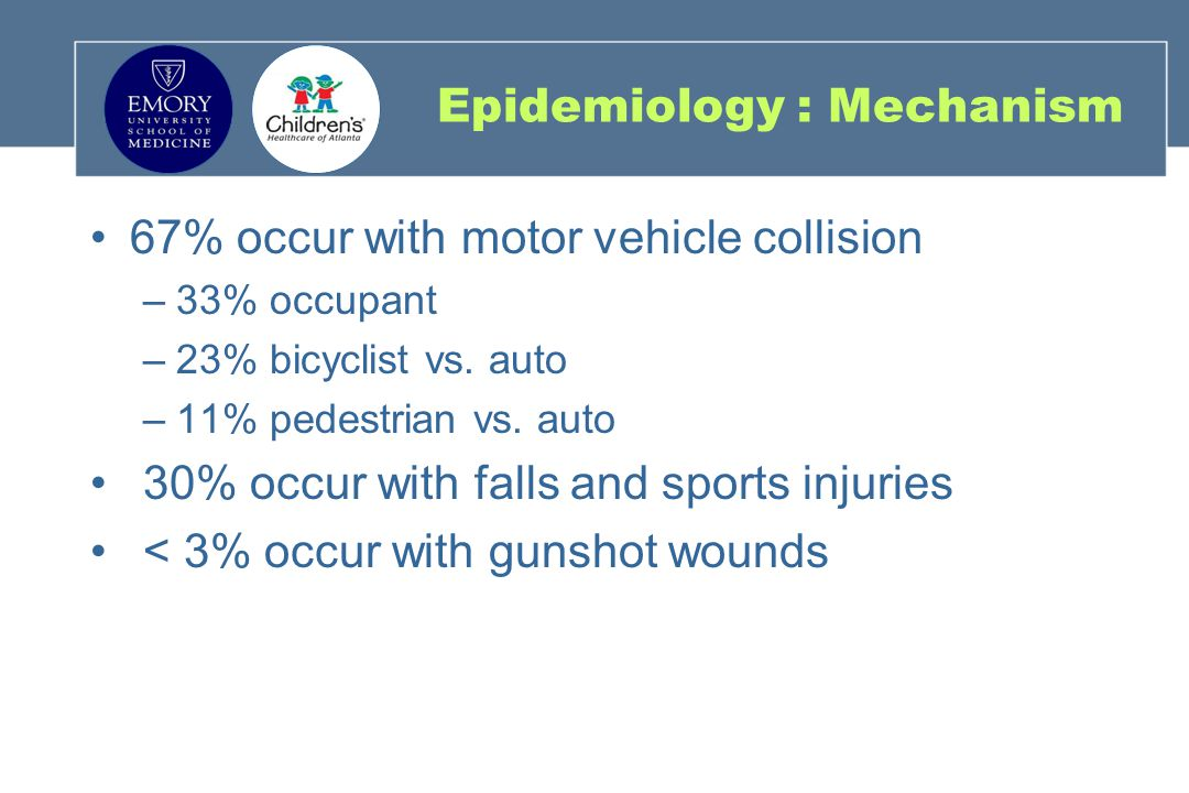 Epidemiology : Mechanism