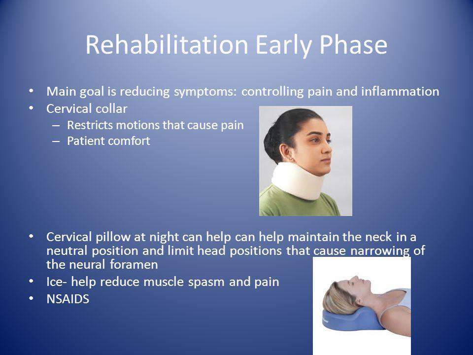 Rehabilitation Early Phase