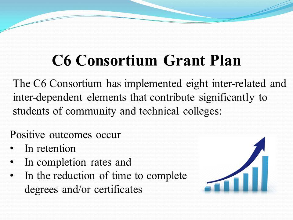 C6 Consortium Grant Plan