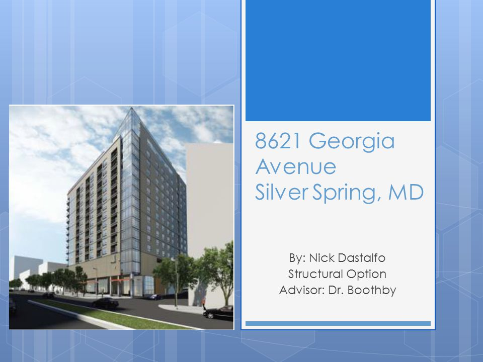 8621 Georgia Avenue Silver Spring, MD