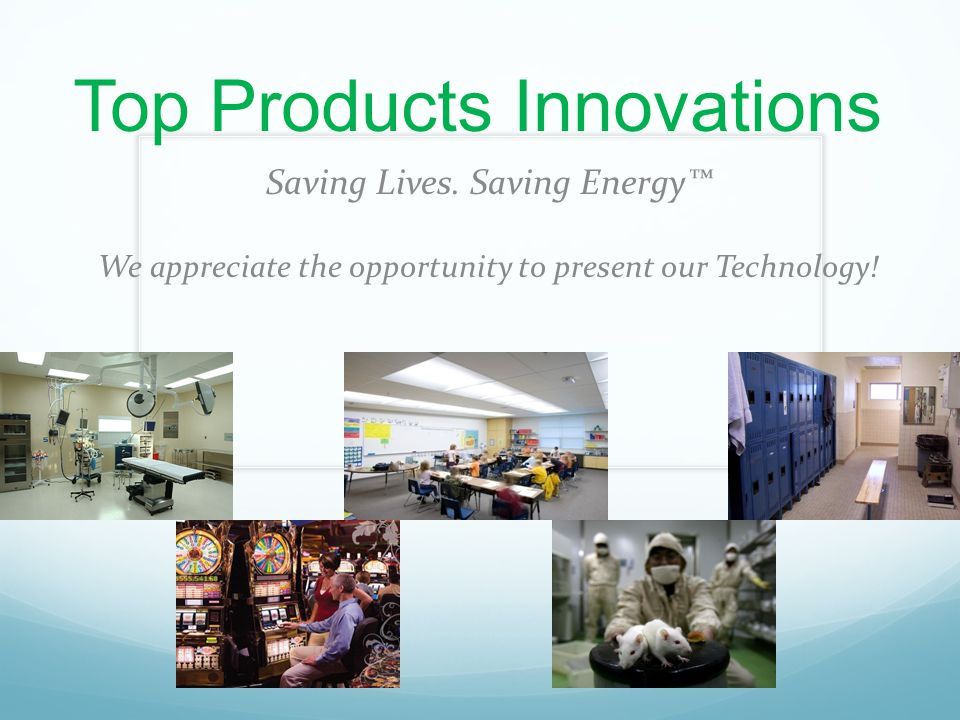 Top Products Innovations