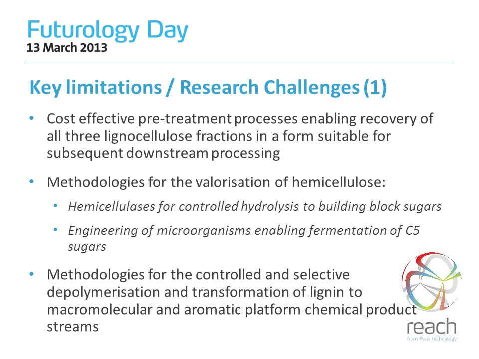 Key limitations / Research Challenges (1)