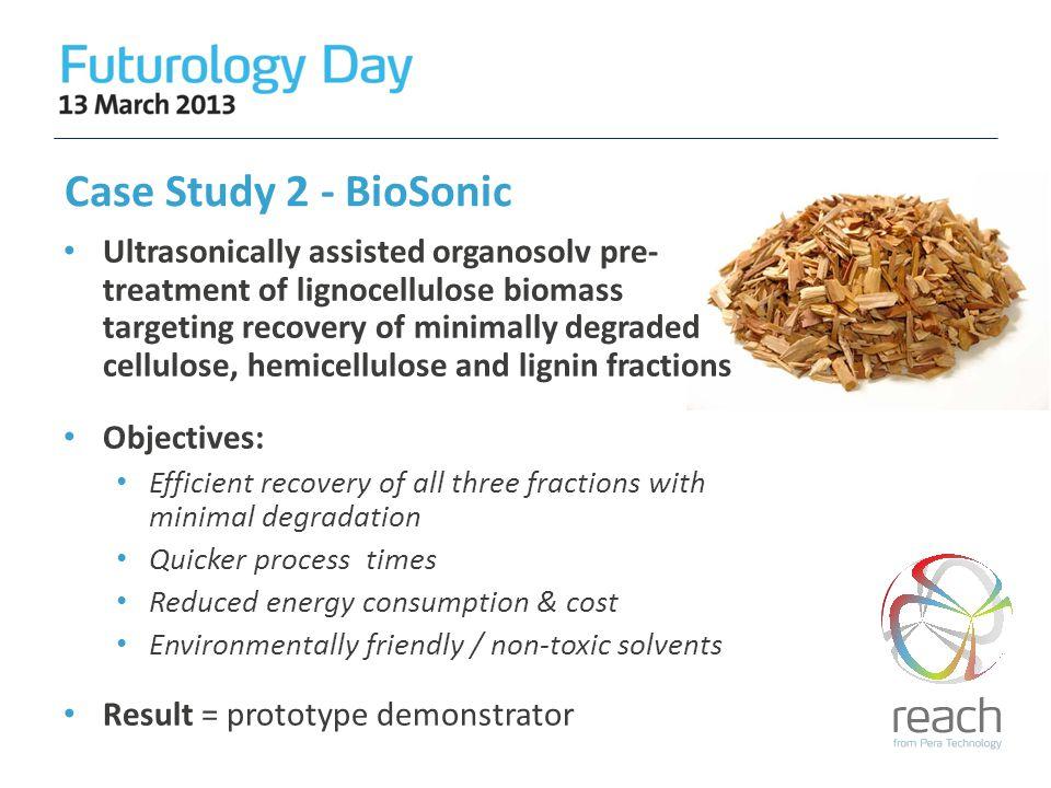 Case Study 2 - BioSonic