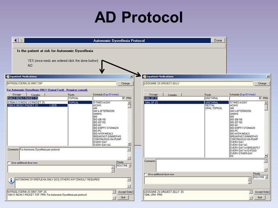 AD Protocol