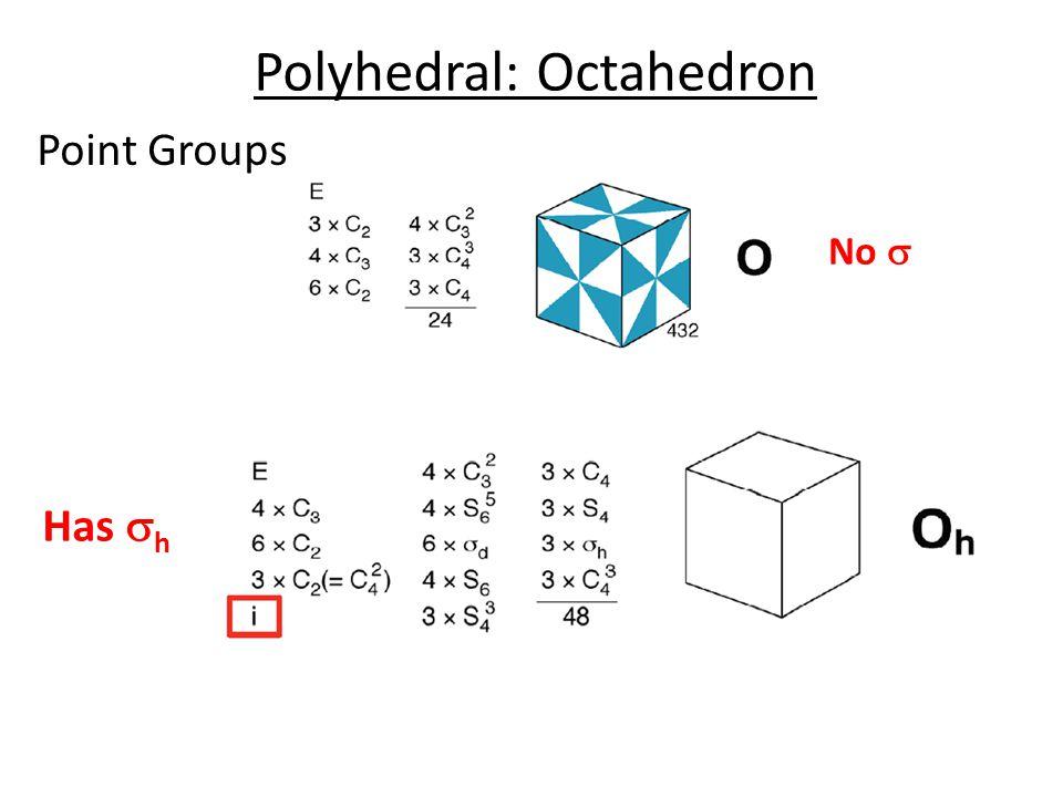Polyhedral: Octahedron