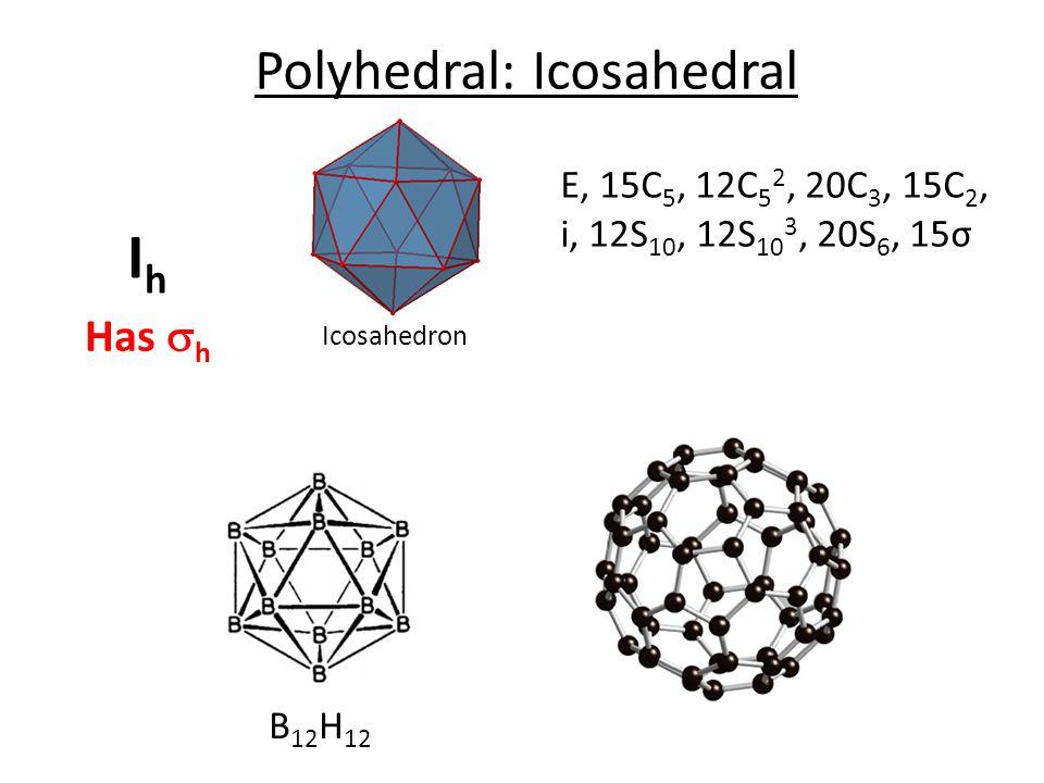 Polyhedral: Icosahedral