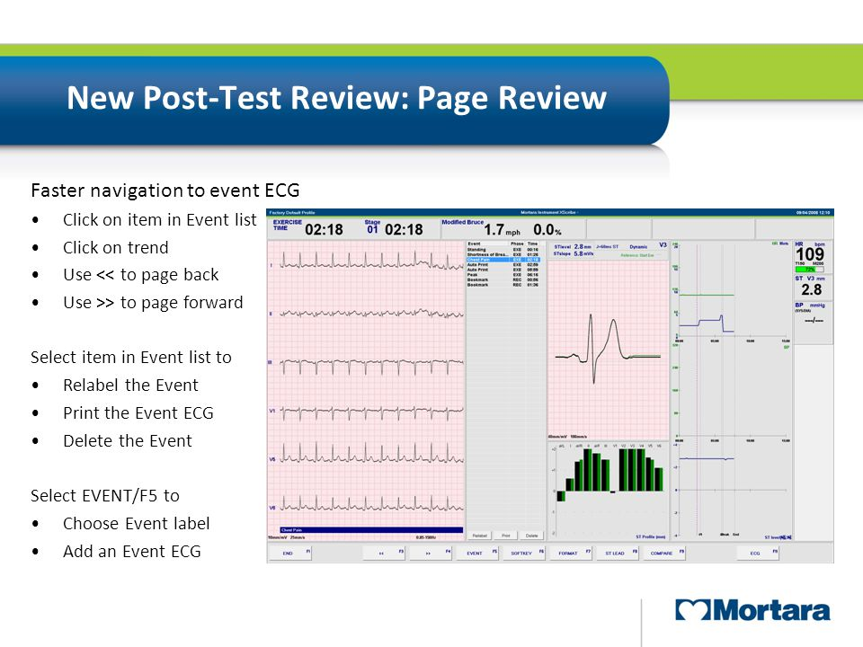 New Post-Test Review: Page Review