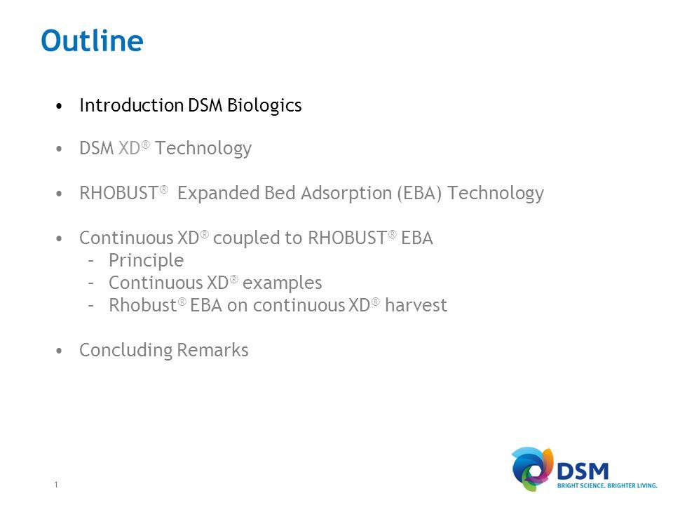 DSM Biologics: Who are we