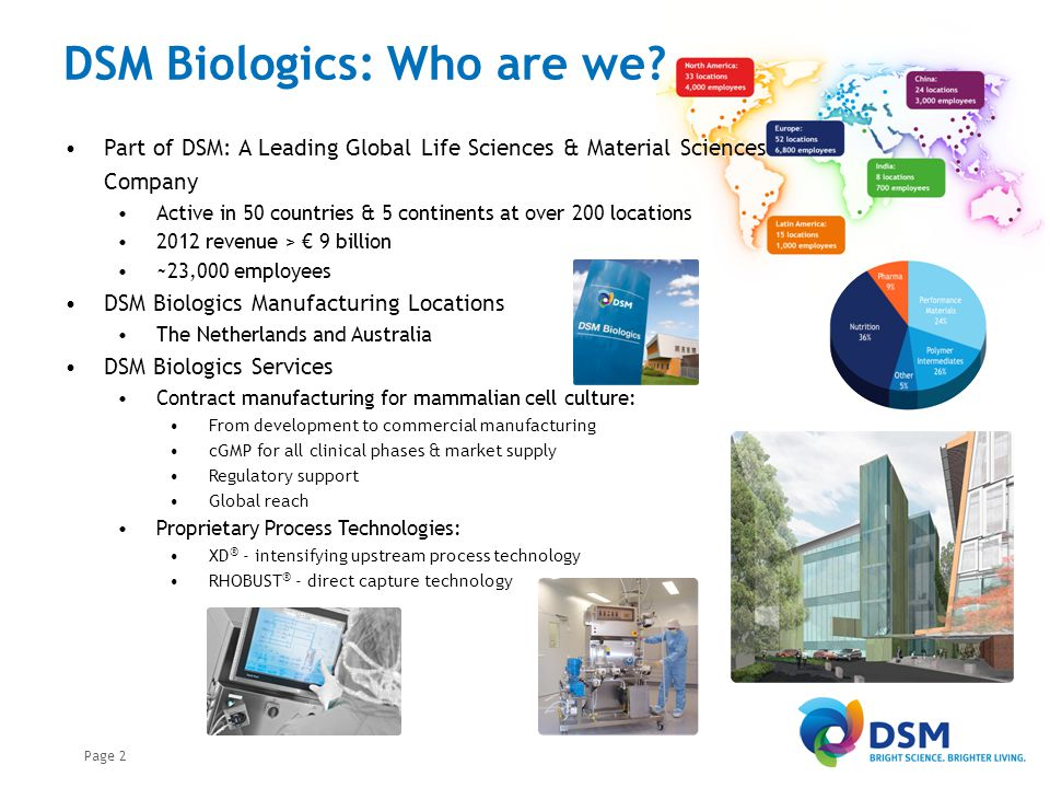 XD® Technology Very high-density mammalian processes