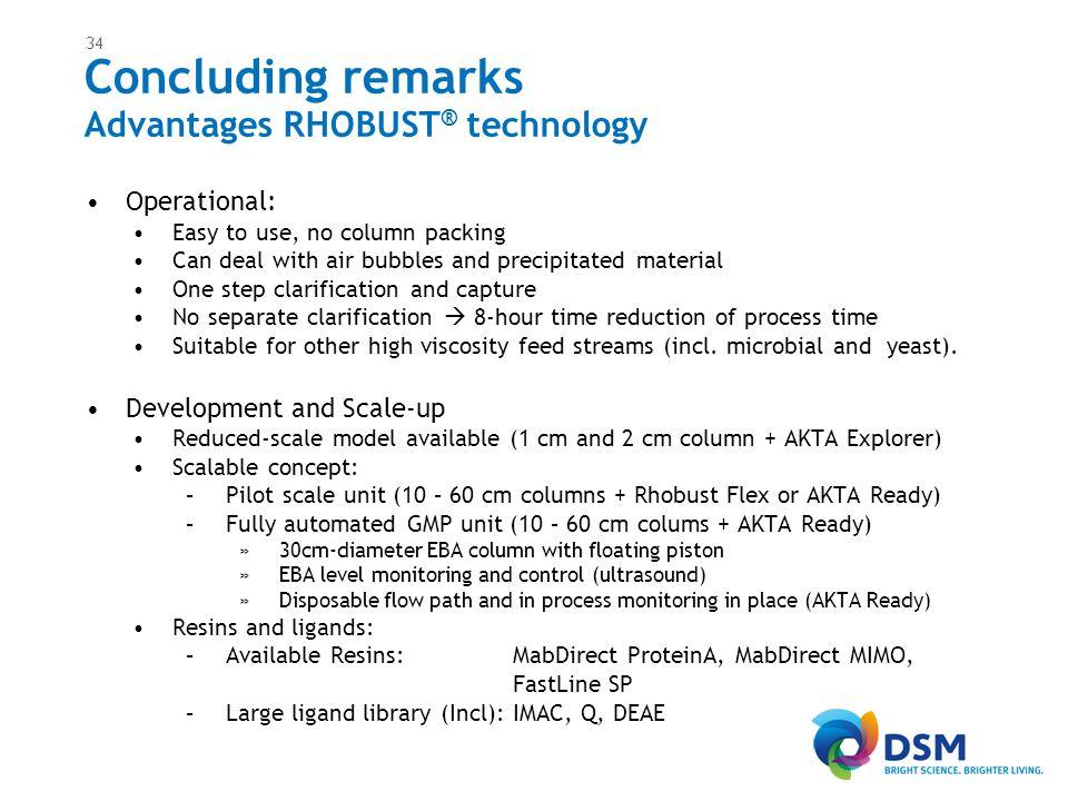 Continuous XD® example 3: PER.C6® – Rec.
