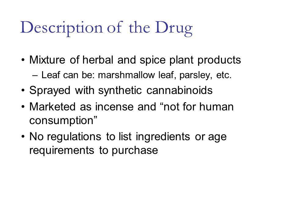 Description of the Drug