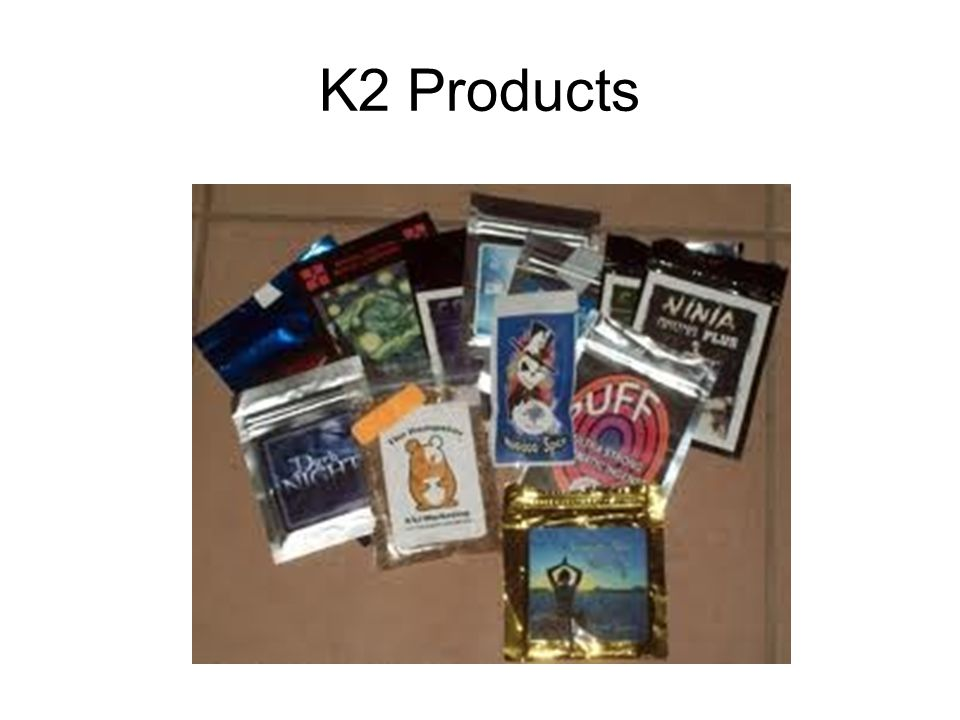 K2 Products Examples of packing and if readable names such as Ninja and Black Mamba 34 34