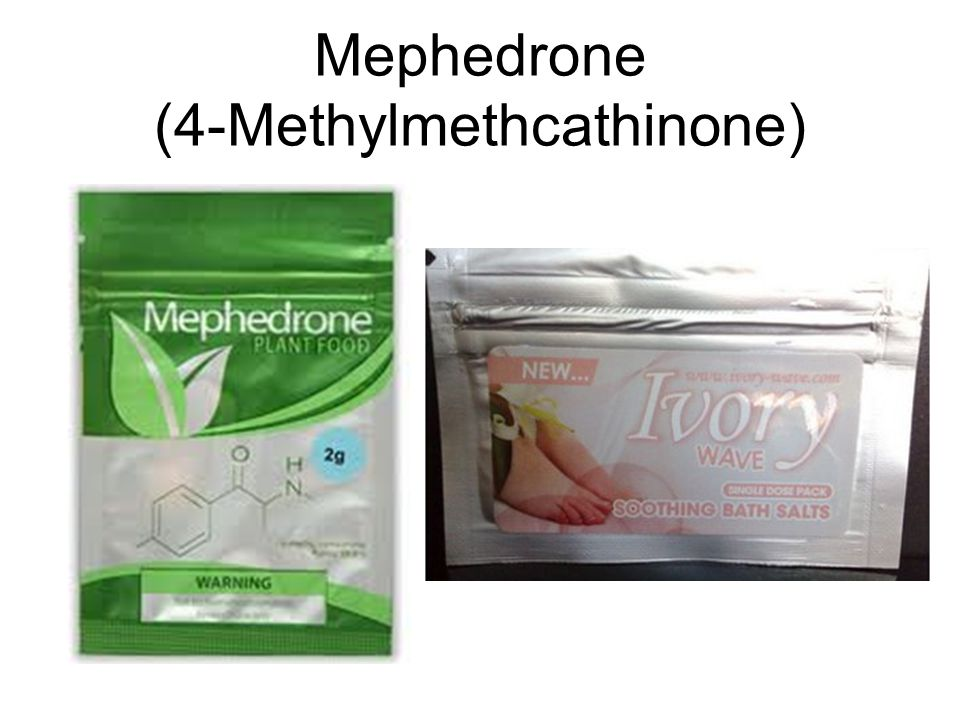 Mephedrone (4-Methylmethcathinone)