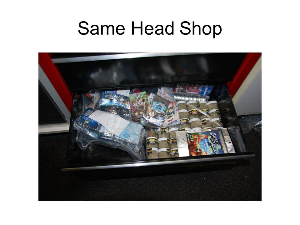 Same Head Shop