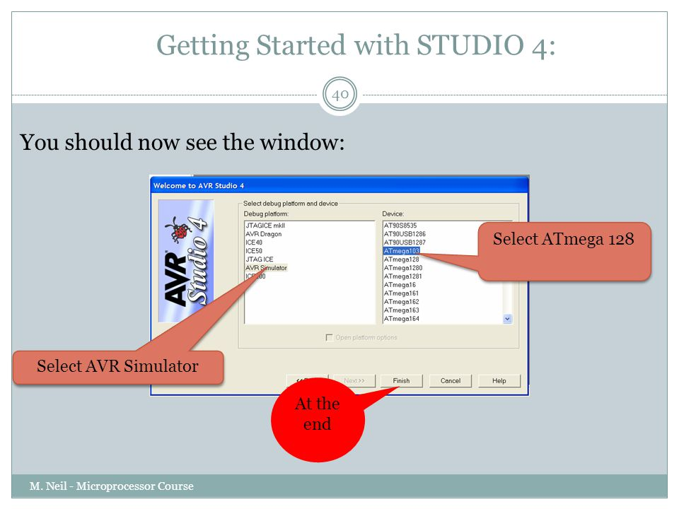 Getting Started with STUDIO 4:
