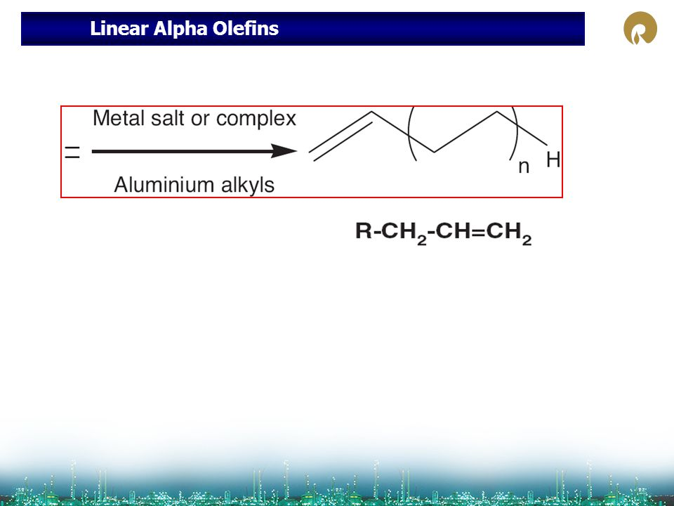 Linear Alpha Olefins