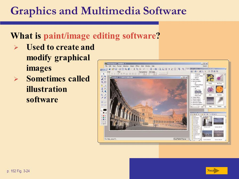 Chapter 3 Application Software P Ppt Video Online Download