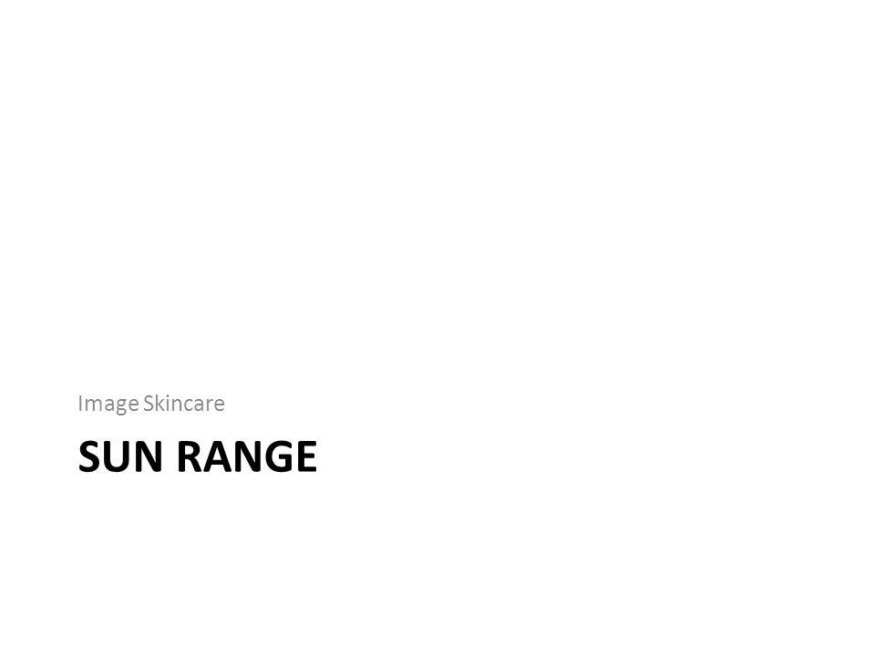 Image Skincare sun Range