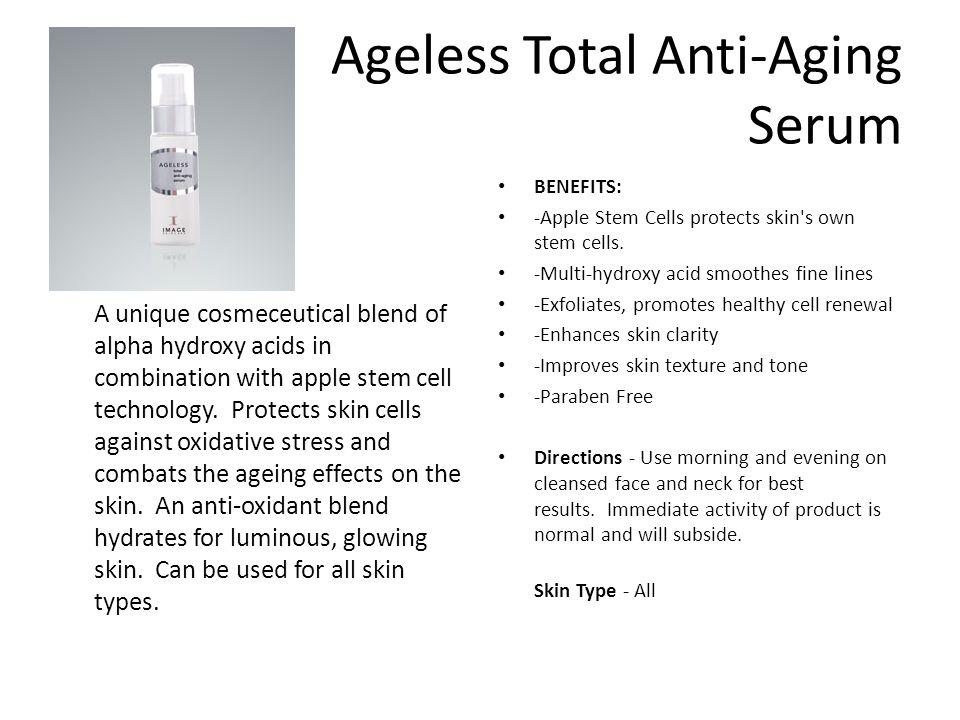 Ageless Total Anti-Aging Serum