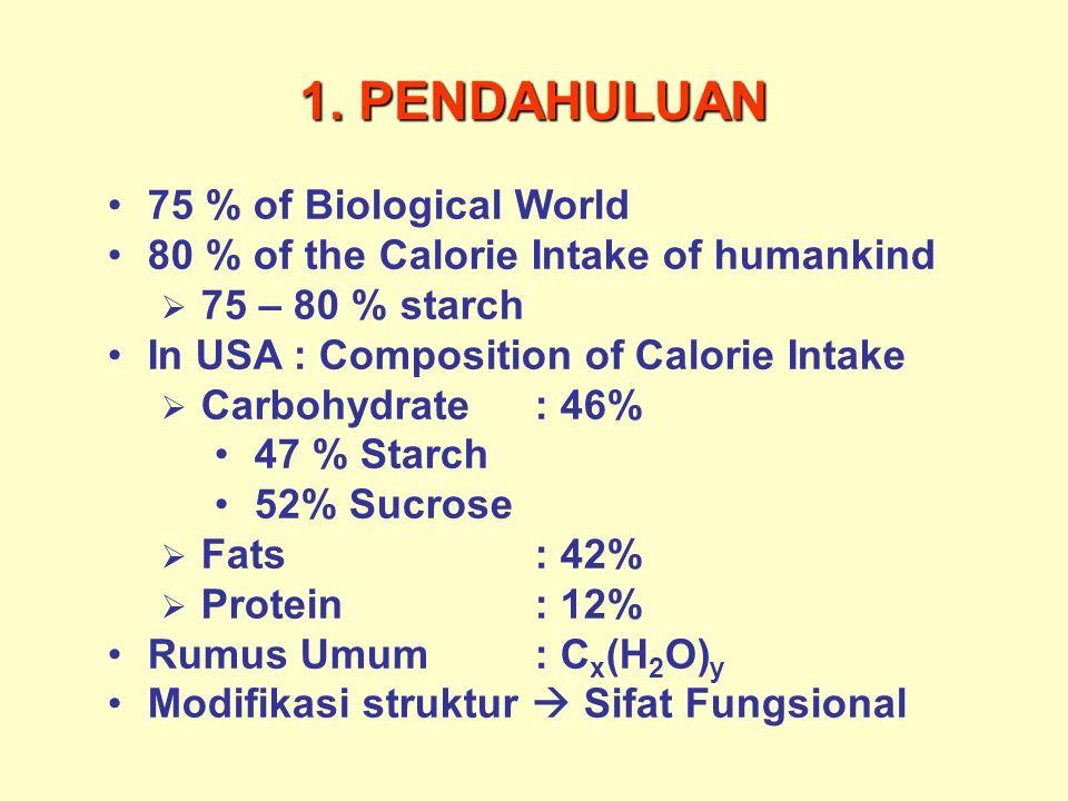 1. PENDAHULUAN 75 % of Biological World