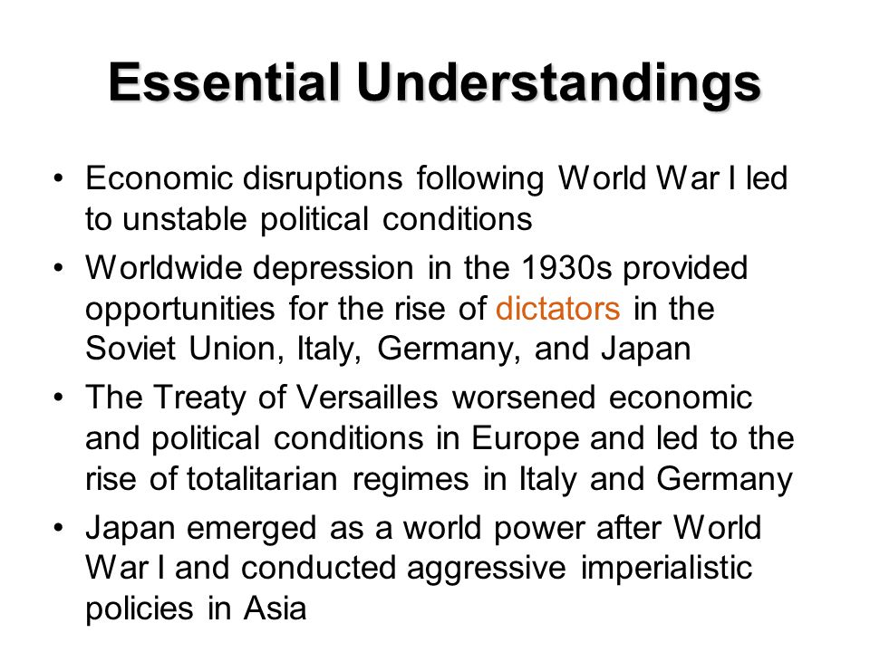 totalitarian leaders italy and spain The interwar years: worldwide depression and the rise of totalitarian governments  what reasons best explain the rise of totalitarian governments under leaders such as.
