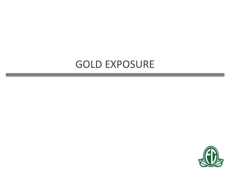 GOLD EXPOSURE